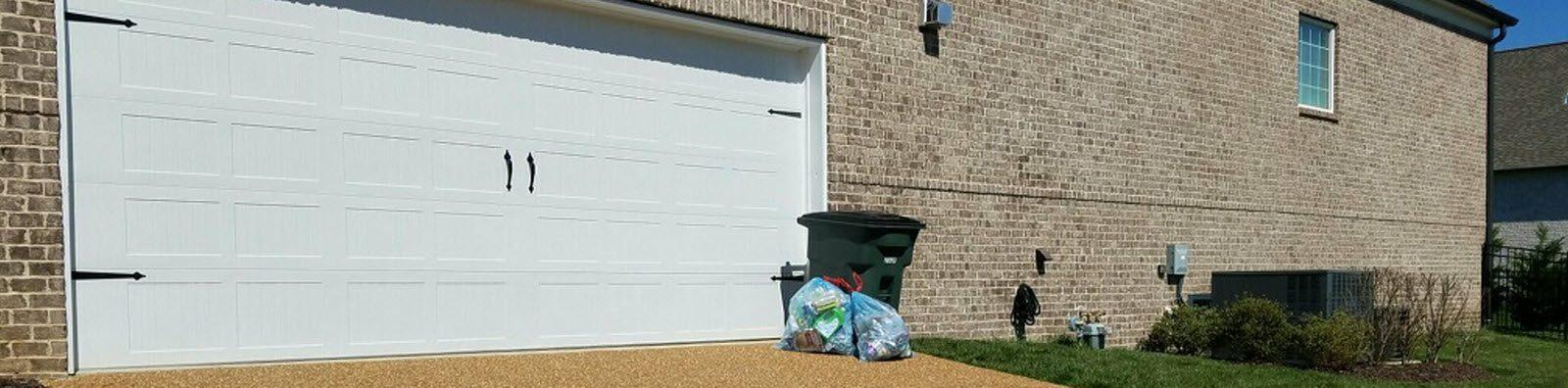 Us Waste Management Franklin Tn Curbside Amp Back Door